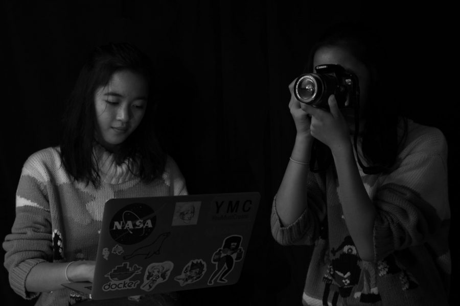 Interested+in+both+business+and+photography%2C+Lauren+Chong+is+one+of+the+many+students+faced+with+the+difficult+decision+of+pursuing+profit+or+passion.+