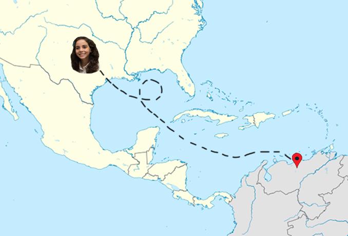Venezuela to Texas