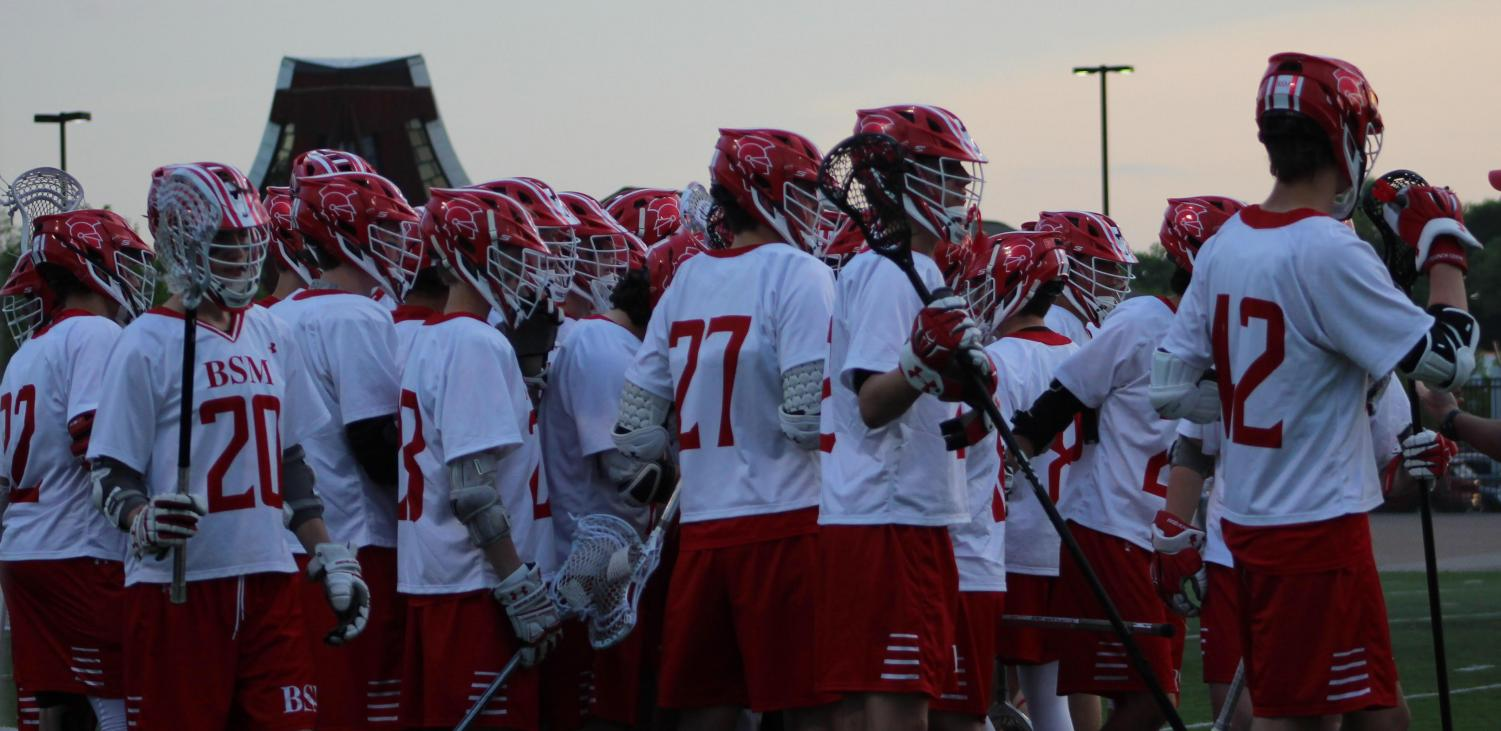 BSM has a long history of success in the rather new world of high school lacrosse.