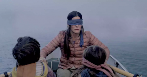 Bird Box is the off-brand version of A Quiet Place