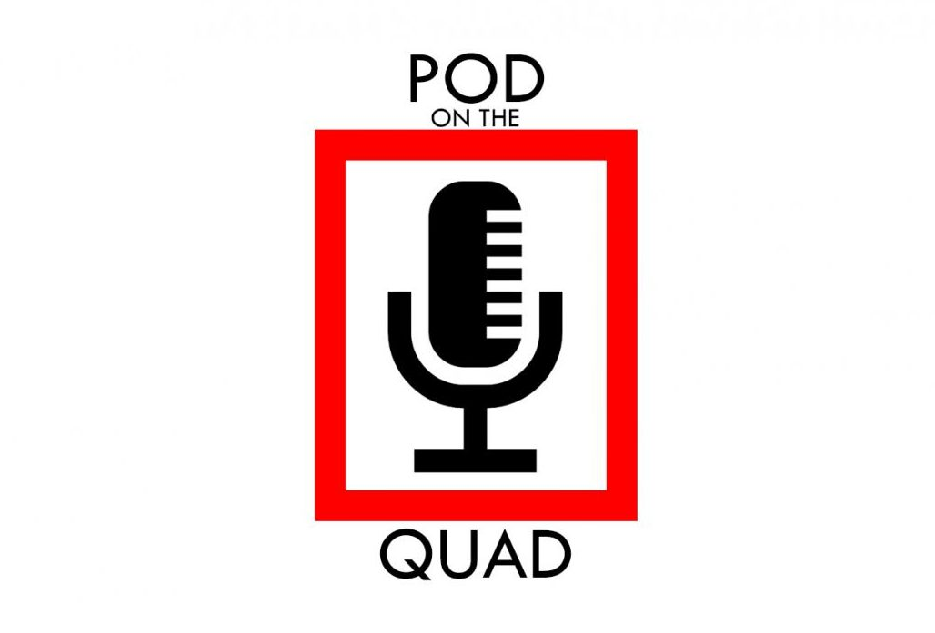 In this special edition of Pod on the Quad, freshman Ella West speaks with members of the girls' cross country team.