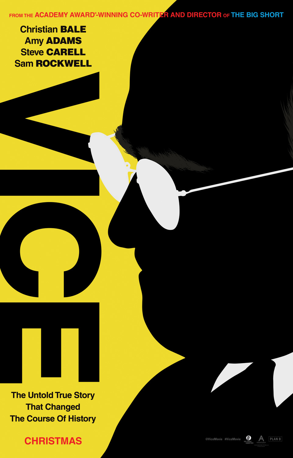 Vice was recently nominated for six Golden Globe Awards. Christian Bale took home the award for Actor in a Musical or Comedy Film.