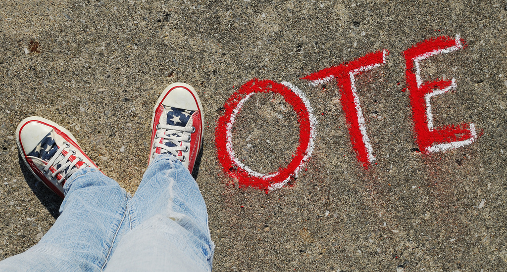 Elections will be held next Tuesday and Thursday. Every vote counts!