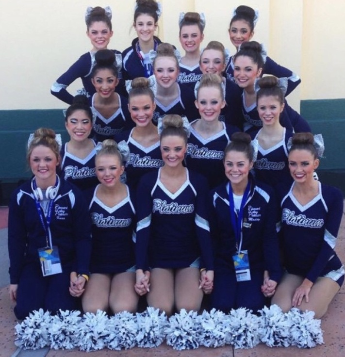 Missing their chance: Restrictions force Platinum Dance Team to sit out on Nationals