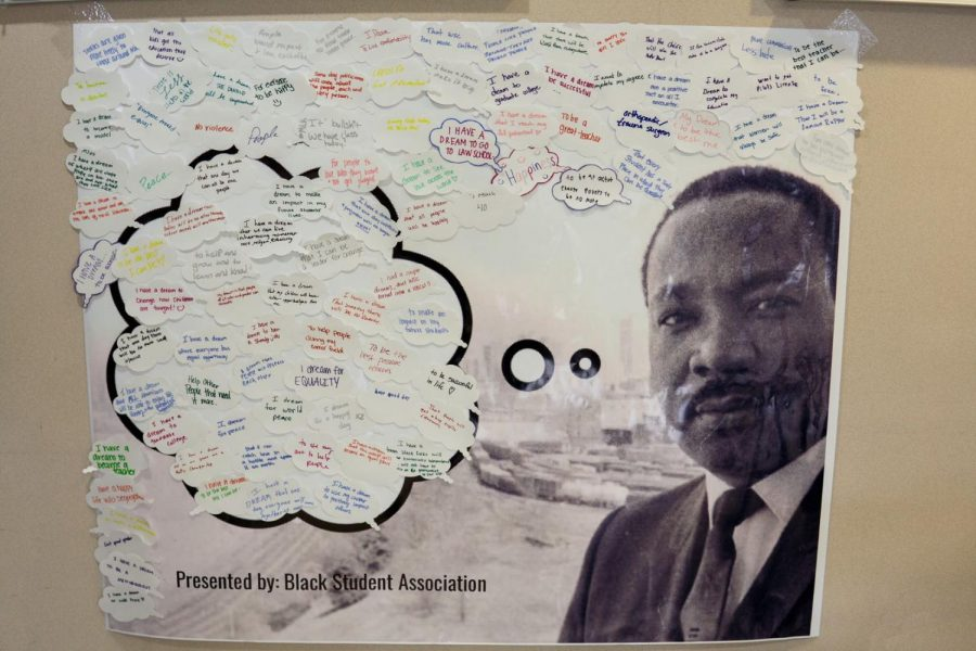 Students upset over WSC's lack of official MLK Day observation