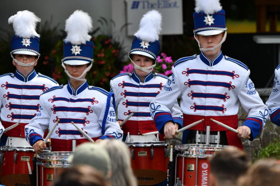 From pans to Pasadena: Drum captain Eva Gertz has beats in her bones