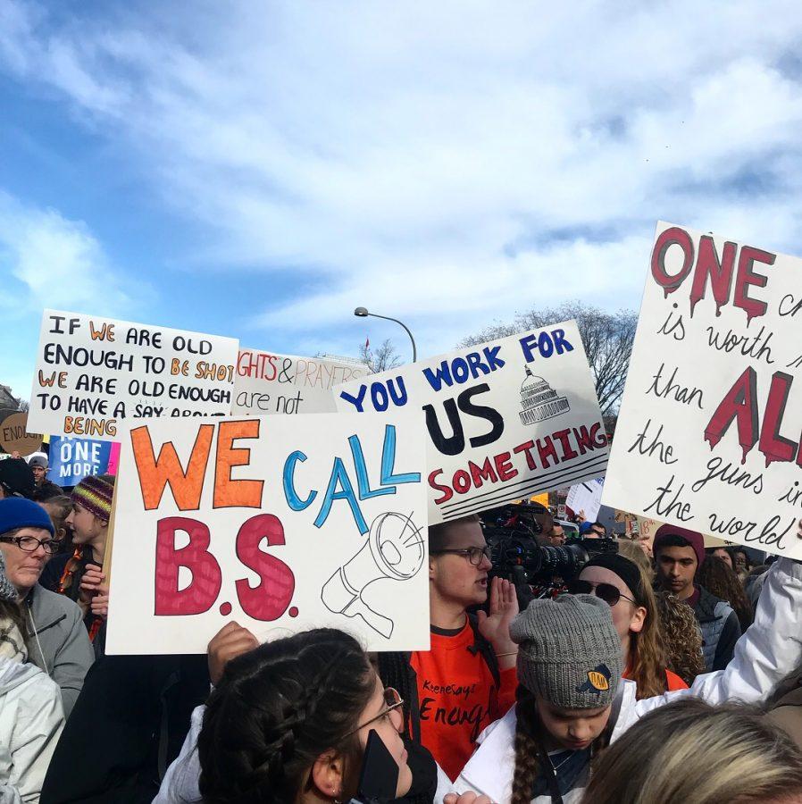Washington+D.C.%2C+March+for+Our+Lives