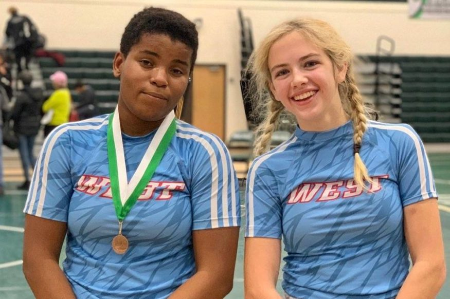 #WrestleLikeAGirl: breaking boundaries and winning medals
