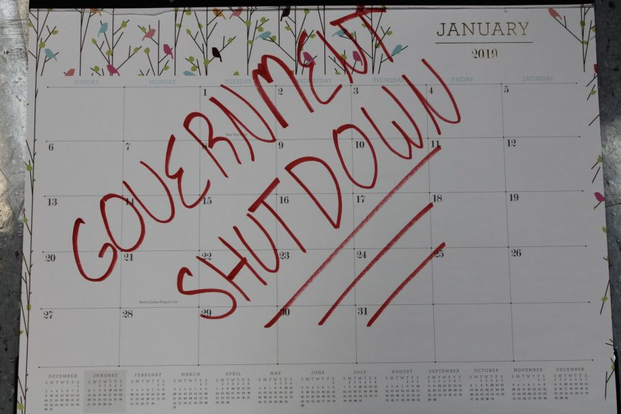As the partial government shutdown drags on, southern Illinoisans begin to worry about the potential hardships which they might soon be facing.