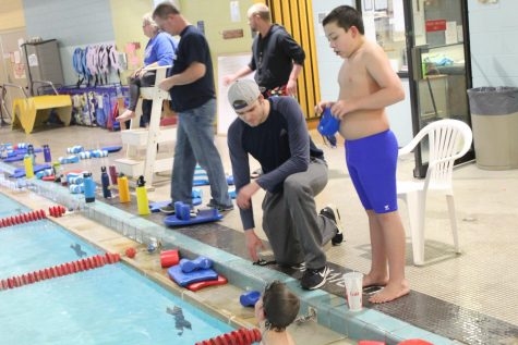 Swim injury opens new lanes of opportunity