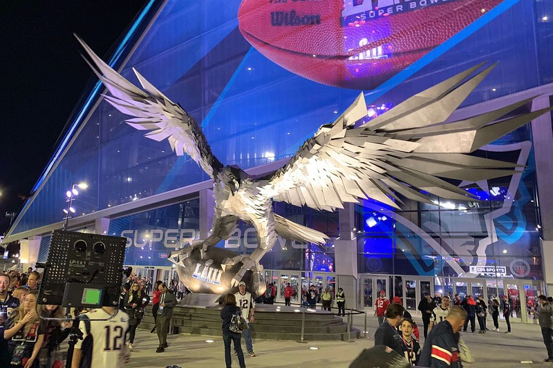 WHS students reflect on their Super Bowl experience