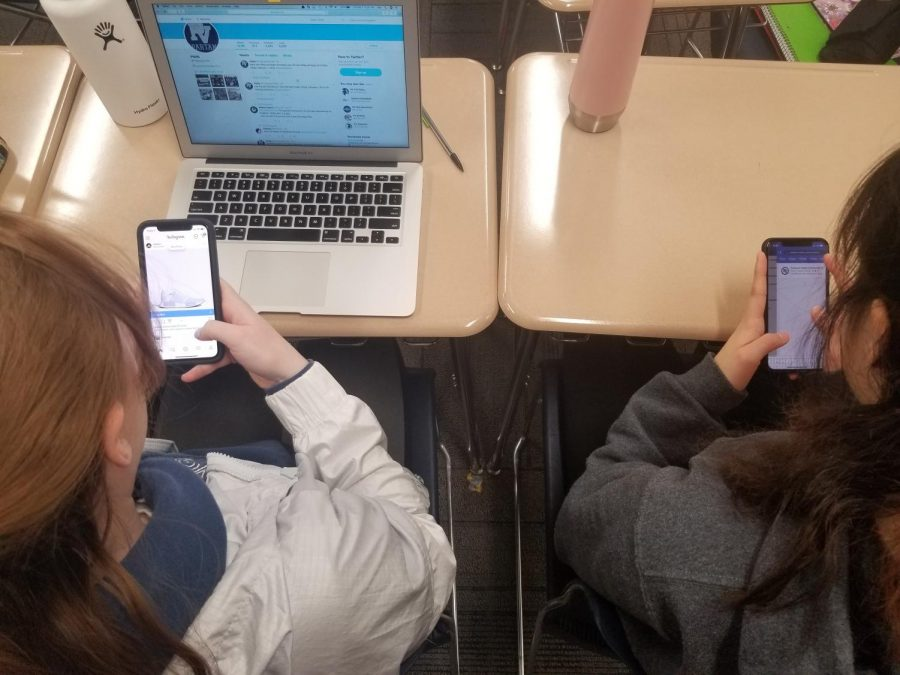 PV teachers embrace social media