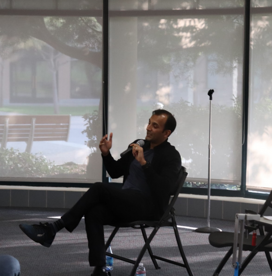 Former U.S. Chief Data Scientist DJ Patil talks education
