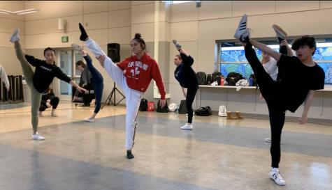 The creation of the Varsity Dance Team