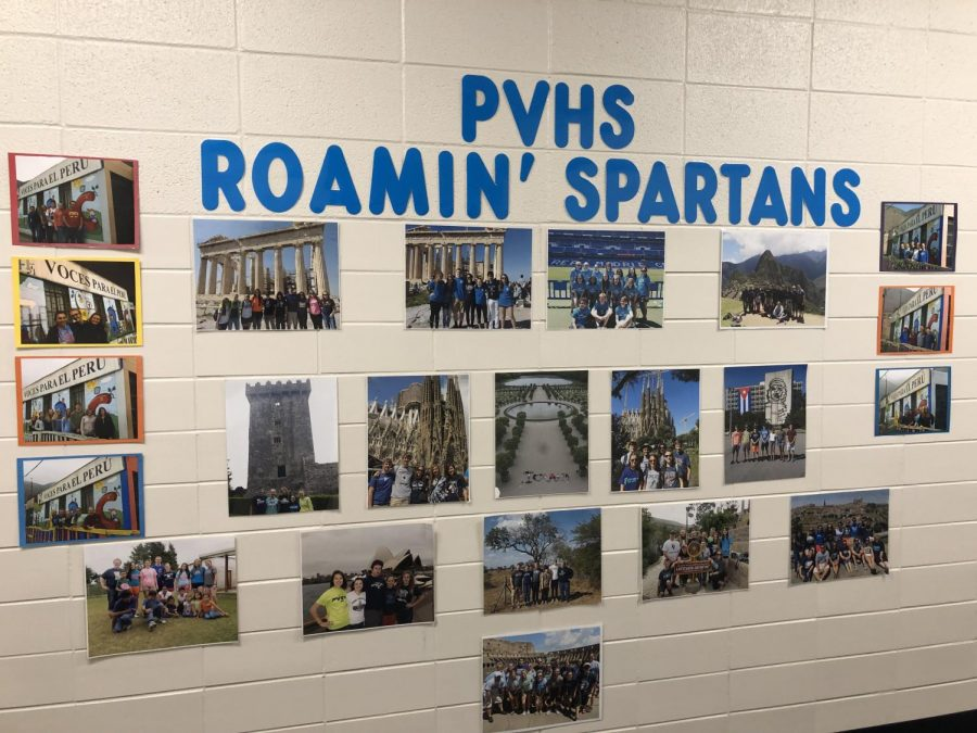 Leaving Iowa behind: PV students embrace the opportunity to travel abroad