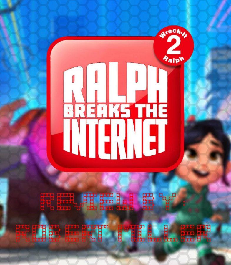 Wreck It Ralph 2: Ralph Wrecks My Evening