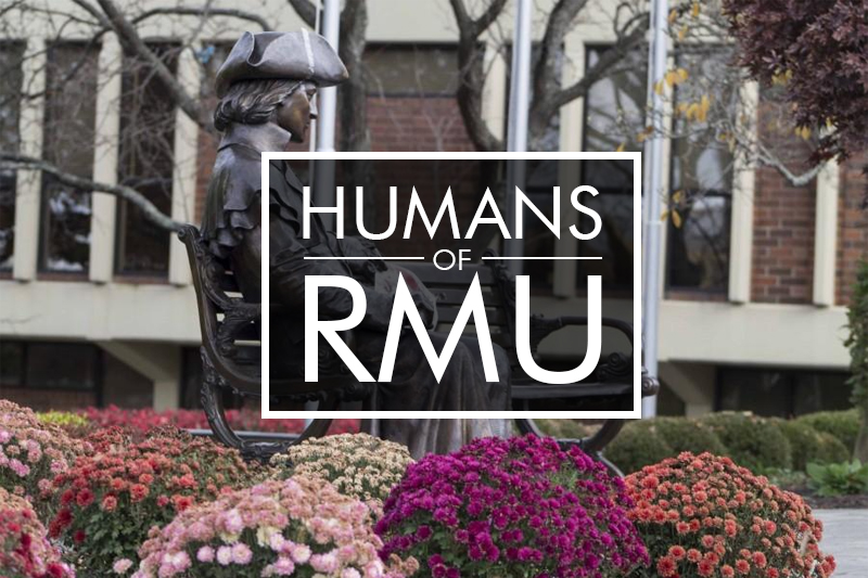 Humans of RMU: The horror fanatic