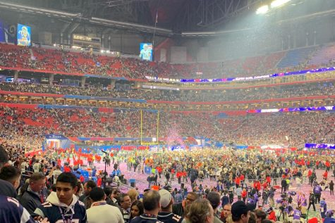 My experience at Super Bowl LIII