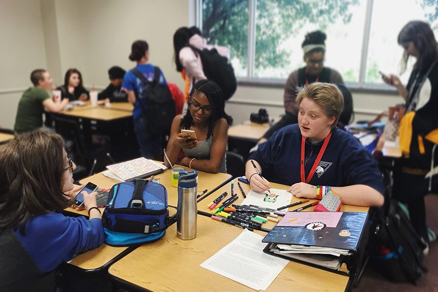 SAGA unites a community on campus