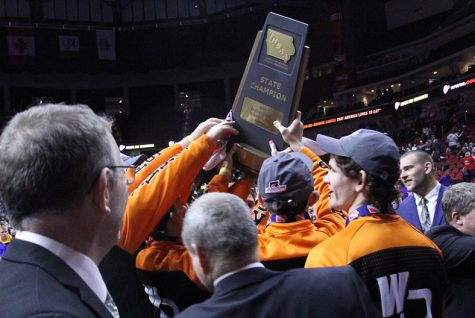 All Business and Some Play: Hawks Sweep the Class 2A State Tournament