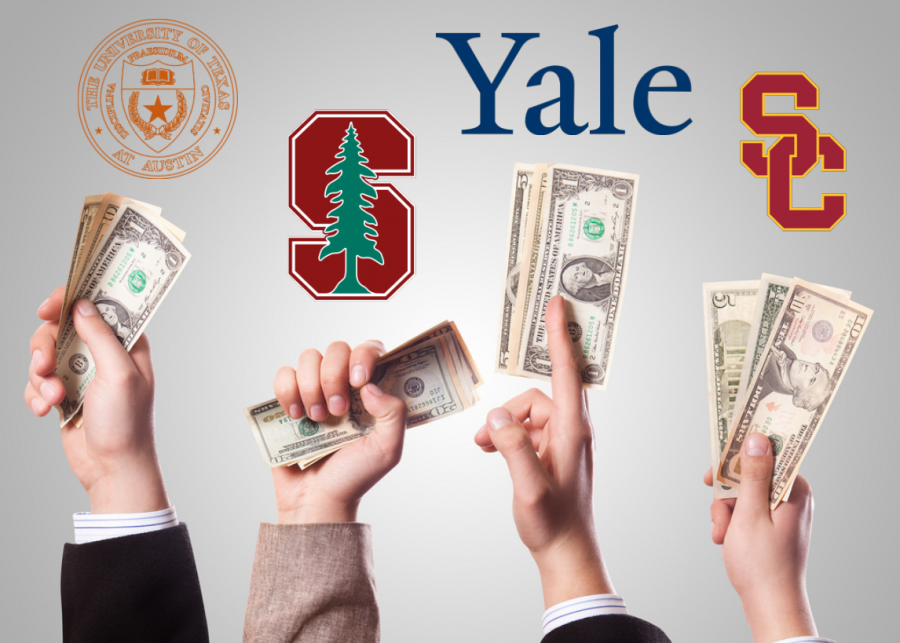 $1.2 million gets you into Yale? Students aren't surprised