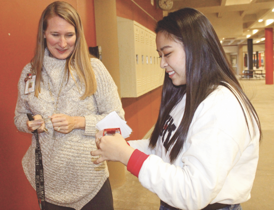 NHS community service programs provide for peers
