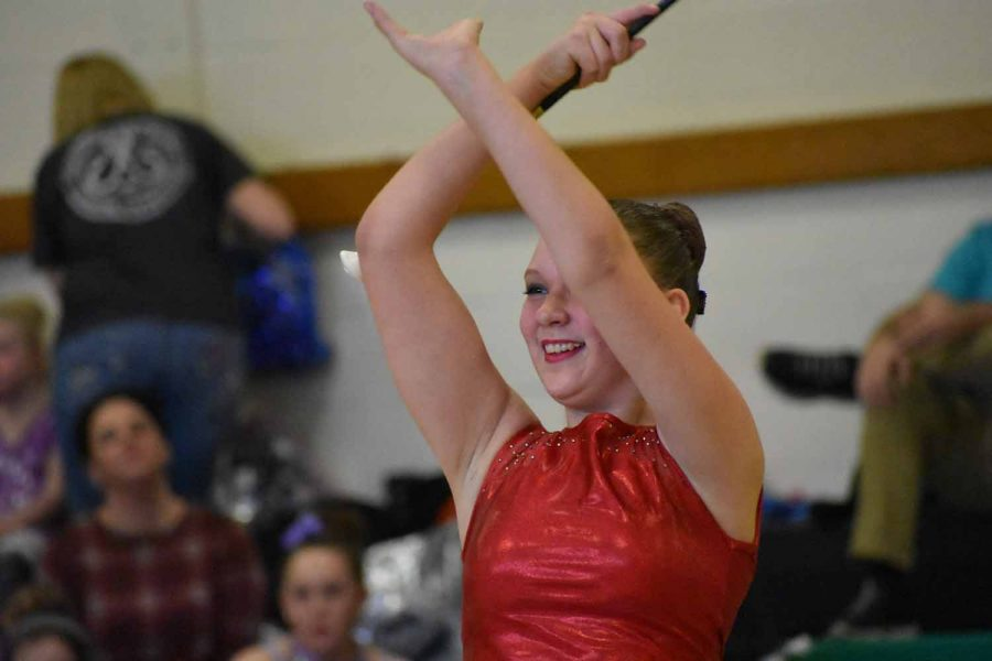 Indoor teams take wins in Portage