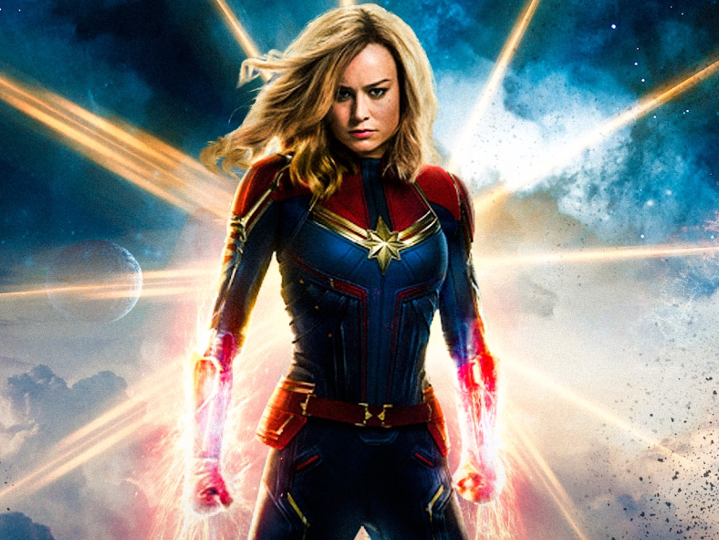 The first main female hero came into theaters to celebrate International Women's Day, and Captain Marvel did not disappoint.