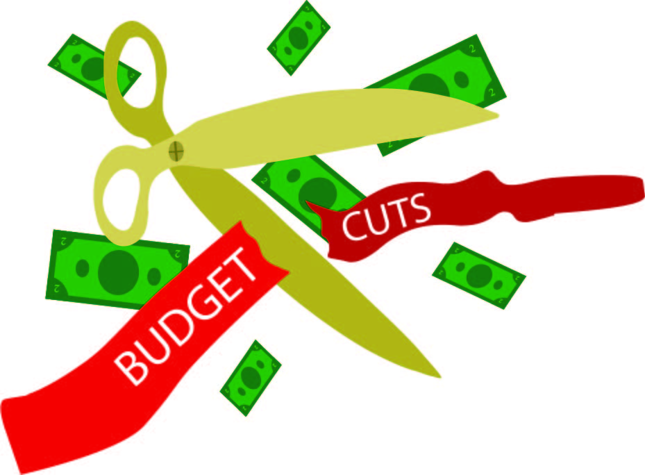 Graphic by Lance Staff.  The Westside district has been hit by budget cuts for the past several years.