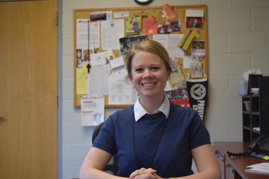Junior High Principal Claire Shea leaves BSM for Kuwait