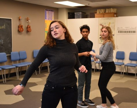 Musical cast members start preparation for long time commitment