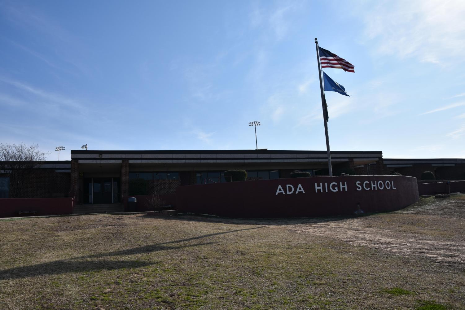 Students will be allowed to wear their Native American tribal honor cords during the Ada High School commencement ceremony on Thurs., May 16th.
