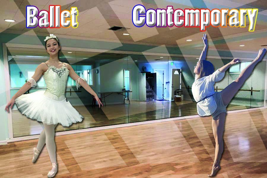 Seniors Express Themselves Through Dance, Choreography
