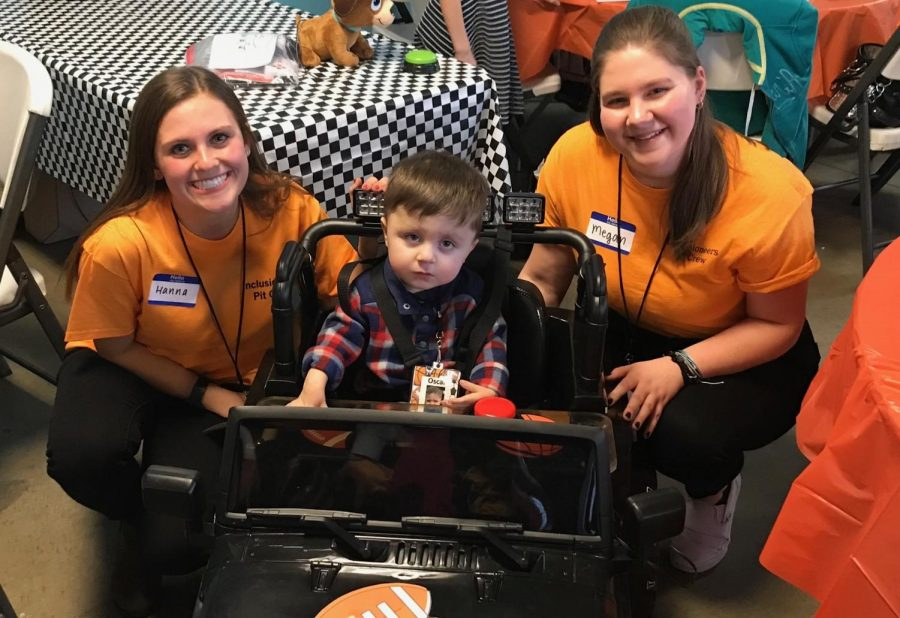 Designing Independence: UA Students Modify Power Wheels for Children with Disabilities