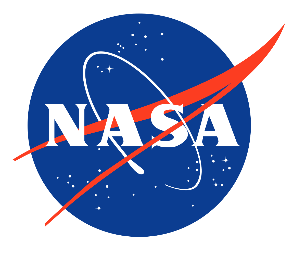 "The NASA insignia, nicknamed ""The Meatball,"" is the main face of the agency. Each part represents a technology or innovation used in space travel."