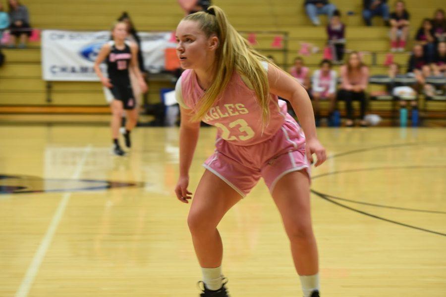 Lynsay Garrett leaves an impact on girls' basketball program