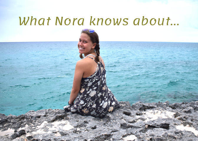 Nora+shares+her+wisdom+in+her+monthly+column+%22What+Nora+knows.%22
