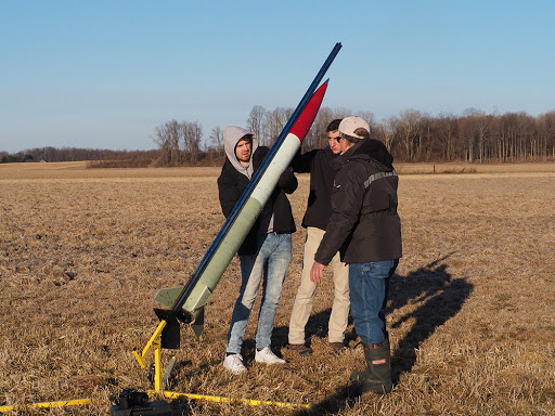 UA Student Rocket Design Team Heading to NASA Competition