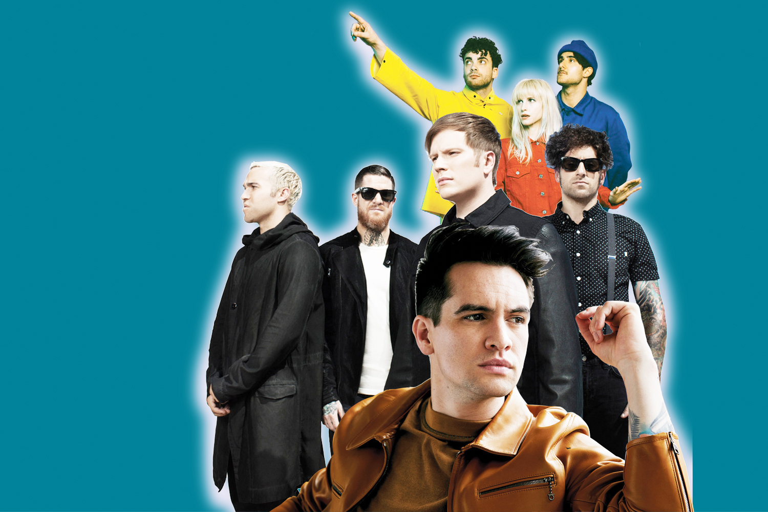 As fans grow up, pop-punk bands' music grew with us. These bands have switched their genre of music to stay relevant and to keep up with the audience that has followed them since the beginning. Bands like Linkin Park, Maroon 5, Weezer, Green Day, and Blink 182 are some examples of changing to match their audience.
