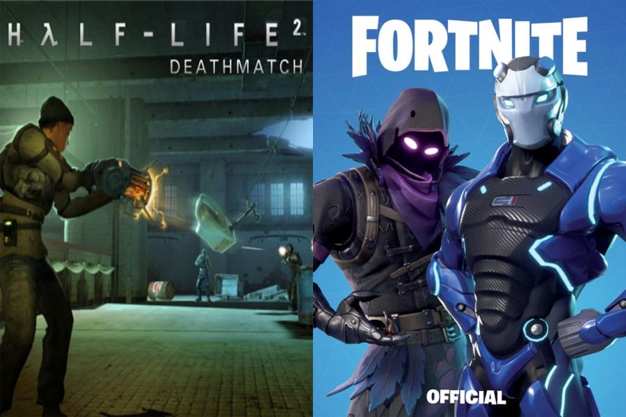 Genre repeat: Battle royale gaming has ties to deathmatch style