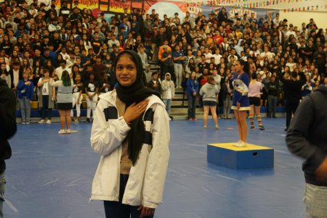 Celebrating the cultures of students, SCHS introduces first-ever Diversity Rally