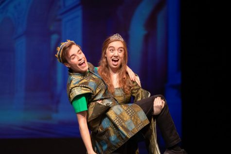 Thespians go to state and qualify for nationals