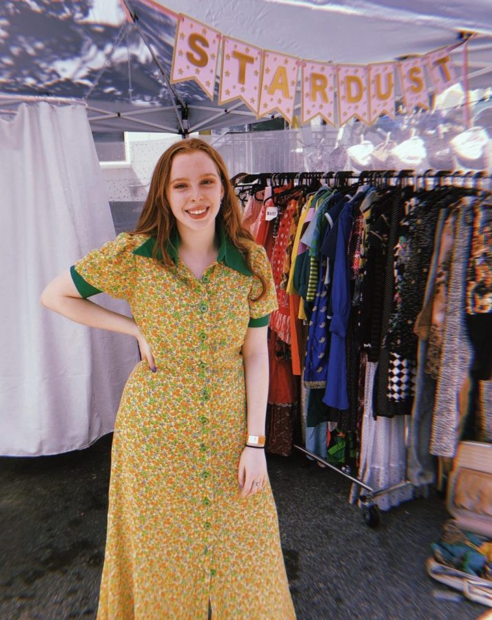 Local teen starts vintage clothing store