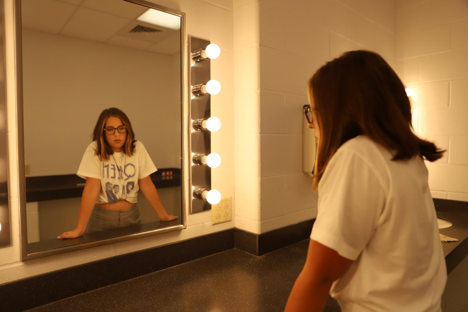 Since childhood, many teenagers have struggled to love what they see in the mirror.