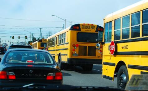 Traffic Jam: Transportation suffers in first few weeks