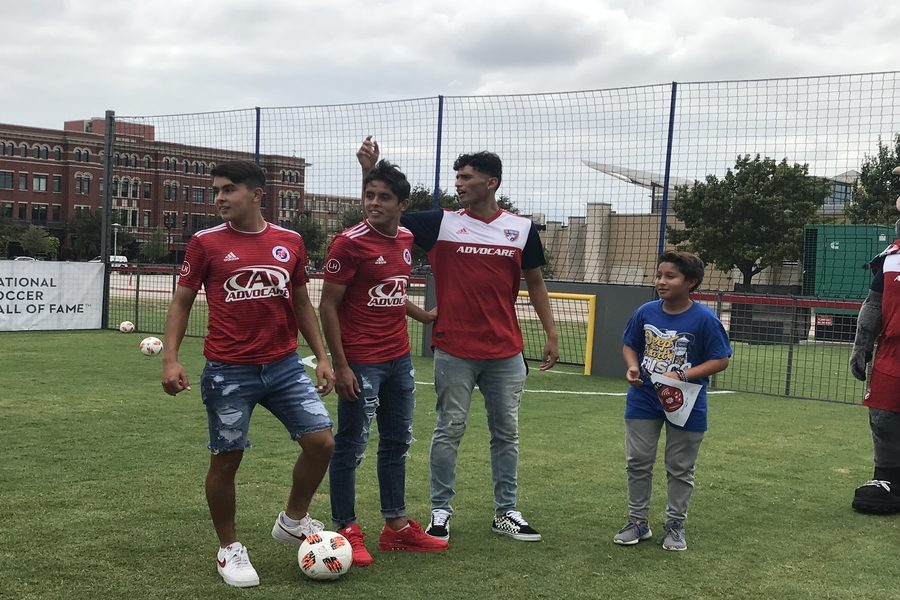 Soccer helps brings STEAM to Frisco ISD 6th graders