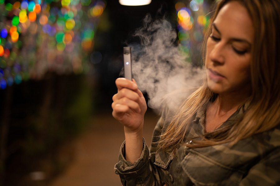 OPINION: Teens need to recognize the dangers of vaping