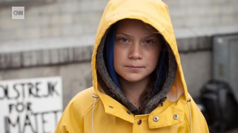 OPINION: Attacks on Greta Thunberg Reveal Fragile Masculinity