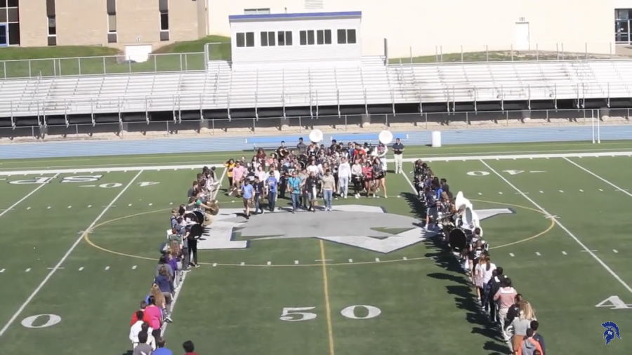 Senior band show provides students with leadership opportunities