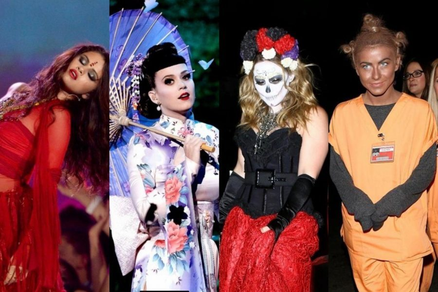 Celebrities+are+a+part+of+the+group+that+wears+these+culturally+offensive+outfits.+This+provides+a+negative+influence+on+the+people+who+follow+these+celebrities%27+accounts.